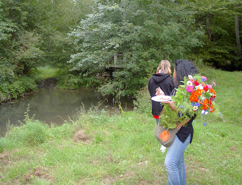 La rivière Le Surmelin, l'une des richesses du canton
